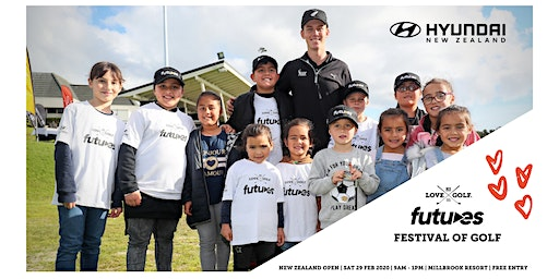 Hyundai NZ Futures Festival of Golf