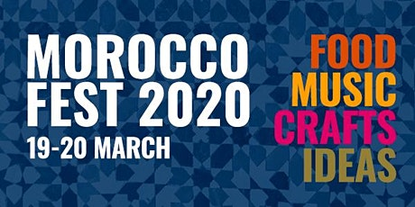 Morocco Fest 2020 tickets