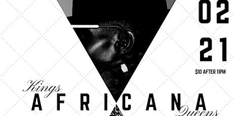 African Nights tickets
