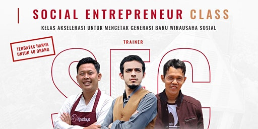 Social Entrepreneur Class