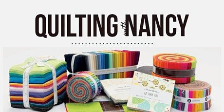 Quilting with Nancy tickets