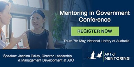 Mentoring in Government Conference tickets