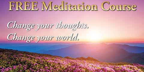 FREE: A Special Meditation Class: Learn to Meditate