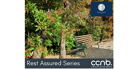 Rest Assured Series - Dying to talk and Grief and Loss tickets