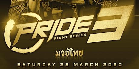 Pride Fight Series 3 tickets