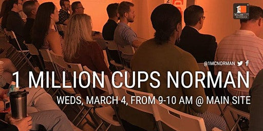 1 Million Cups Norman March Event