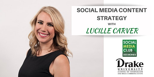 Social Media Content Strategy with Lucille Carver