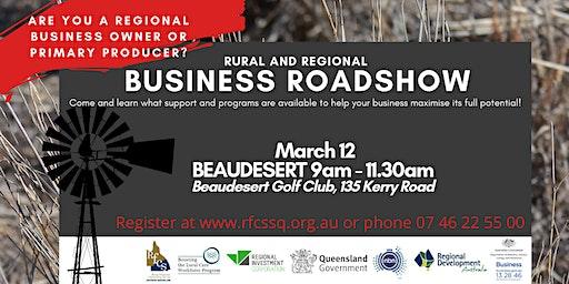 BEAUDESERT Business Roadshow