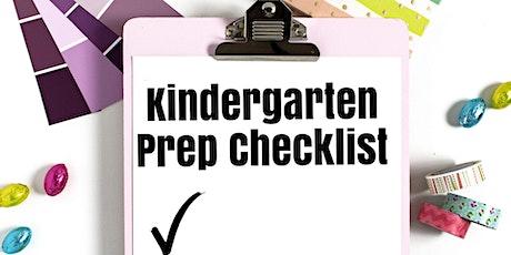 NORTHSIDE Parenting Program: Preparing Kids for Kindergarten (For Adults ONLY) tickets