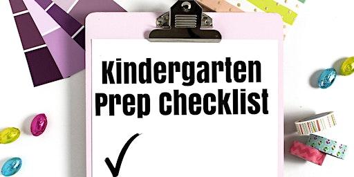 NORTHSIDE Parenting Program: Preparing Kids for Kindergarten (For Adults ONLY)