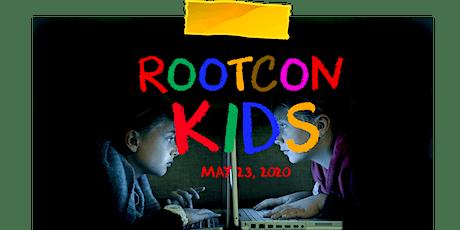 ROOTCON Kids Beta tickets