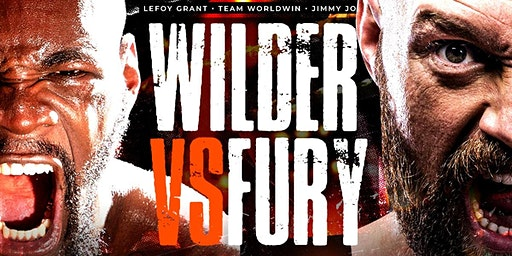 WILDER vs. FURY II Watchparty + HOUSE of MUSIC Afterparty @WhiskyMistress!