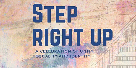 STEP RIGHT UP (1.0) tickets