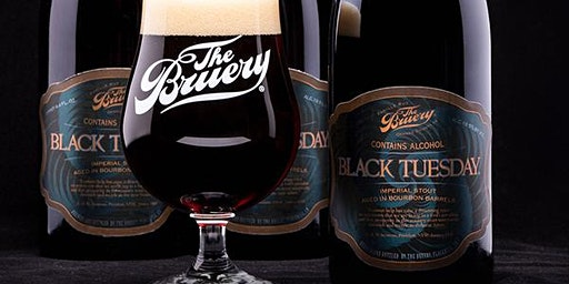 Meet the Brewer and Black Tuesday Tasting