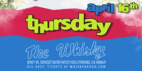 Lil Debbie, Cam Carter, OG Aquafina @ The World Famous Whisky A Go Go tickets