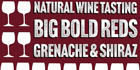 Big Bold Reds - Wine Tasting at Harbourside Bar & Kitchen tickets