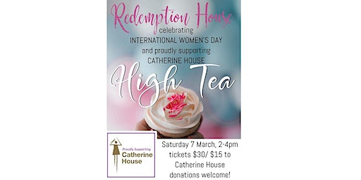 Catherine House High Tea