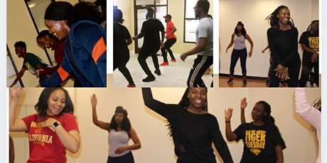 AFRO-BEATS BURN OUT Dance Class VIRTUAL tickets