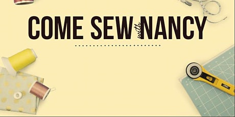 Sewing with Nancy tickets