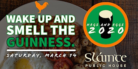 Fourth Annual Kegs & Eggs Full Irish Breakfast 10:00 - 11:00 tickets