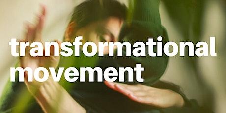 Transformational Movement tickets