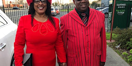 Mt Moriah MBC Pastor & Wife 20th Anniversary Dinner & Musical tickets