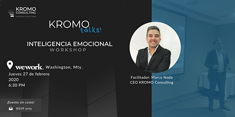 Workshop: Inteligencia Emocional boletos