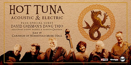 Hot Tuna - Acoustic and Electric tickets