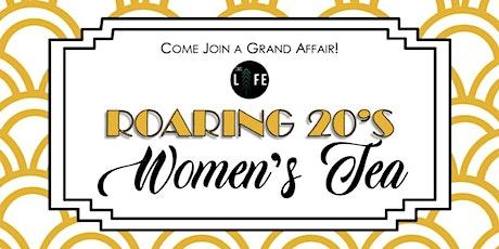CWC Life - Roaring 20's Women's Tea tickets