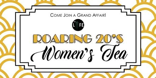 CWC Life - Roaring 20's Women's Tea