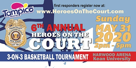 6th Annual Heroes on the Court 2020 tickets