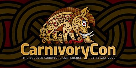 CarnivoryCon 2020 tickets