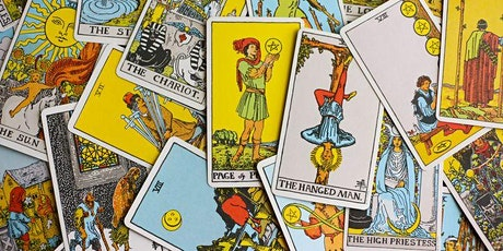 Teaching Tarot Event - Stop for a Spell and Join us! tickets
