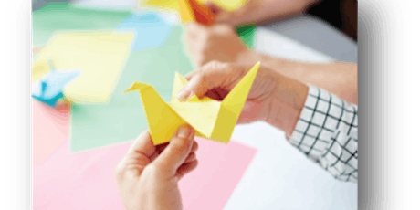 Origami Workshop for Over 50's tickets
