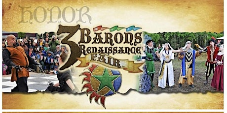 Three Barons Renaissance Fair tickets