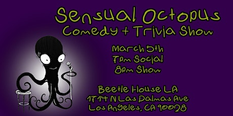 Sensual Octopus Comedy Trivia Show tickets