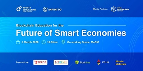 Blockchain Education for the Future of Smart Economies tickets
