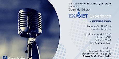 Segunda Edición EXANET Experience Querétaro tickets