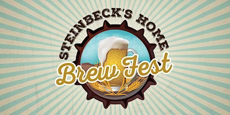 Steinbeck's Home Brew Fest 2020 tickets