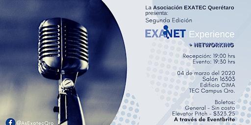 (Elevator Pitch) Segunda Edición EXANET Experience Querétaro