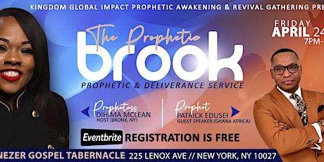 Kingdom Global Impact Prophetic Revival & Awakening Gathering. tickets
