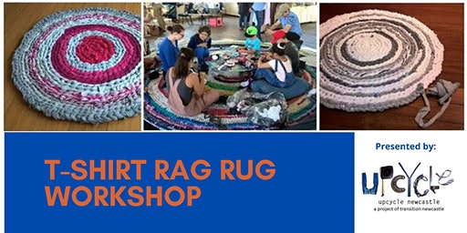 T-Shirt  Rag Rug Workshop