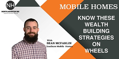 MOBILE HOMES! KNOW THESE WEALTH BUILDING STRATEGIE tickets