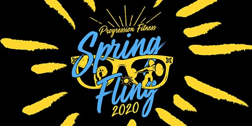 Spring Fling 2020 hosted by CrossFit Progression