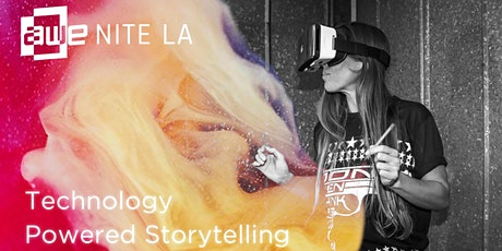 Technology Powered Storytelling tickets