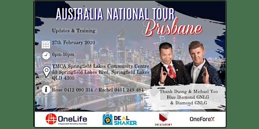 Australia National Tour - BRISBANE