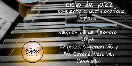 Enjoy Art - Ciclo de Jazz entradas