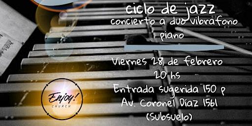 Enjoy Art - Ciclo de Jazz