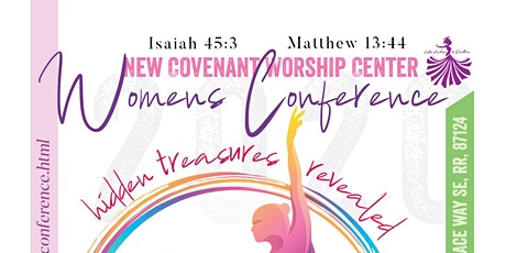 2020 New Covenant Worship Center Women's Conference tickets