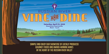 Russian River Vine and Dine tickets